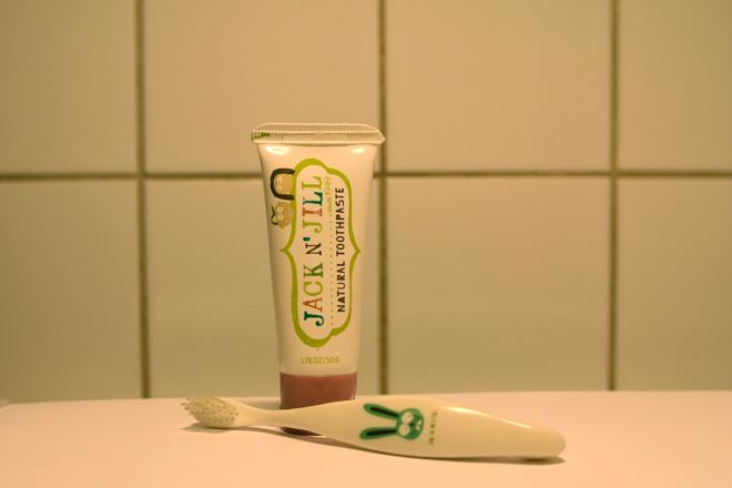 tandborste jack'n'jill